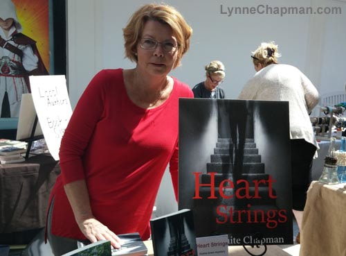 Lynne Chapman Book Signing